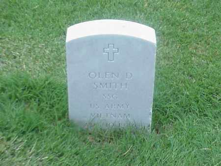 SMITH (VETERAN VIET), OLEN D - Pulaski County, Arkansas | OLEN D SMITH (VETERAN VIET) - Arkansas Gravestone Photos