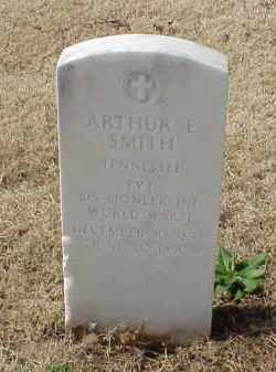 SMITH (VETERAN WWI), ARTHUR E - Pulaski County, Arkansas | ARTHUR E SMITH (VETERAN WWI) - Arkansas Gravestone Photos