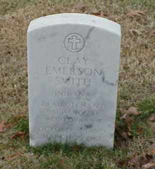 SMITH (VETERAN WWI), CLAY EMERSON - Pulaski County, Arkansas | CLAY EMERSON SMITH (VETERAN WWI) - Arkansas Gravestone Photos