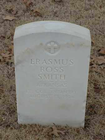 SMITH (VETERAN WWI), ERASMUS ROSS - Pulaski County, Arkansas | ERASMUS ROSS SMITH (VETERAN WWI) - Arkansas Gravestone Photos