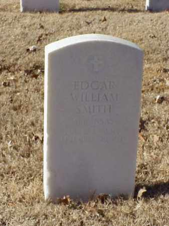 SMITH (VETERAN WWI), EDGAR WILLIAM - Pulaski County, Arkansas | EDGAR WILLIAM SMITH (VETERAN WWI) - Arkansas Gravestone Photos