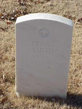 SMITH (VETERAN WWI), FRANK - Pulaski County, Arkansas | FRANK SMITH (VETERAN WWI) - Arkansas Gravestone Photos