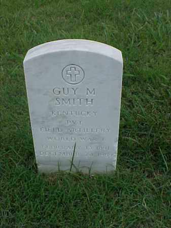 SMITH (VETERAN WWI), GUY M - Pulaski County, Arkansas | GUY M SMITH (VETERAN WWI) - Arkansas Gravestone Photos