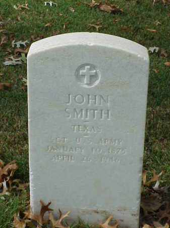 SMITH (VETERAN WWI), JOHN - Pulaski County, Arkansas | JOHN SMITH (VETERAN WWI) - Arkansas Gravestone Photos