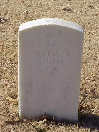 SMITH (VETERAN WWI), WILLIAM L - Pulaski County, Arkansas | WILLIAM L SMITH (VETERAN WWI) - Arkansas Gravestone Photos