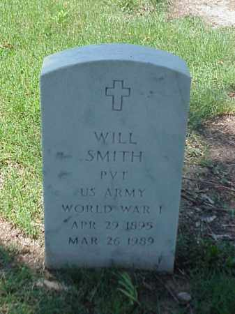 SMITH (VETERAN WWI), WILL - Pulaski County, Arkansas | WILL SMITH (VETERAN WWI) - Arkansas Gravestone Photos