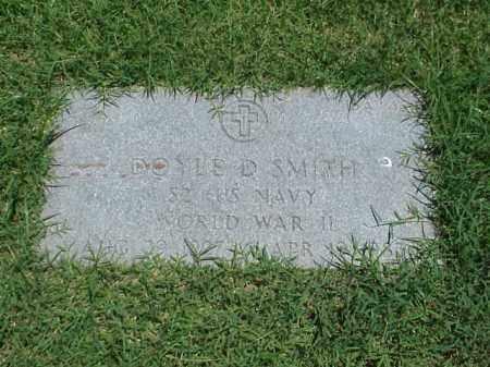 SMITH (VETERAN WWII), DOYLE D - Pulaski County, Arkansas | DOYLE D SMITH (VETERAN WWII) - Arkansas Gravestone Photos