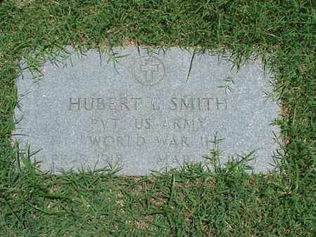 SMITH (VETERAN WWII), HUBERT L - Pulaski County, Arkansas | HUBERT L SMITH (VETERAN WWII) - Arkansas Gravestone Photos