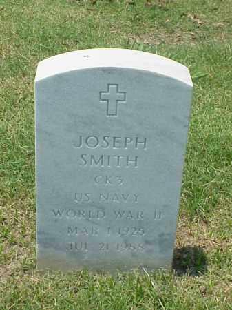 SMITH (VETERAN WWII), JOSEPH - Pulaski County, Arkansas | JOSEPH SMITH (VETERAN WWII) - Arkansas Gravestone Photos
