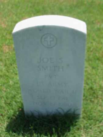 SMITH (VETERAN WWII), JOE S - Pulaski County, Arkansas | JOE S SMITH (VETERAN WWII) - Arkansas Gravestone Photos