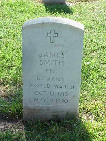 SMITH (VETERAN WWII), JAMES - Pulaski County, Arkansas | JAMES SMITH (VETERAN WWII) - Arkansas Gravestone Photos