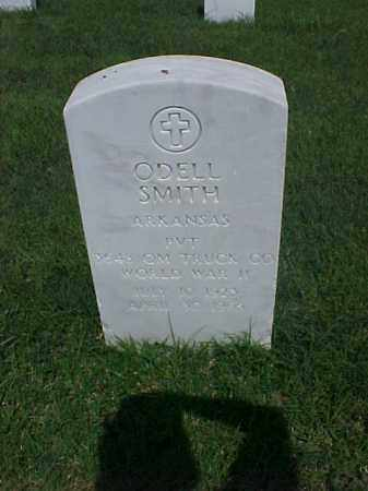 SMITH (VETERAN WWII), ODELL - Pulaski County, Arkansas | ODELL SMITH (VETERAN WWII) - Arkansas Gravestone Photos