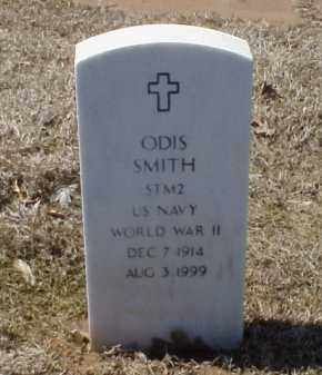 SMITH (VETERAN WWII), ODIS - Pulaski County, Arkansas | ODIS SMITH (VETERAN WWII) - Arkansas Gravestone Photos