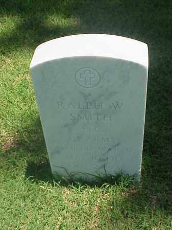 SMITH (VETERAN WWII), RALPH W - Pulaski County, Arkansas | RALPH W SMITH (VETERAN WWII) - Arkansas Gravestone Photos