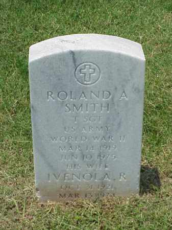 SMITH, IVENOLA R - Pulaski County, Arkansas | IVENOLA R SMITH - Arkansas Gravestone Photos