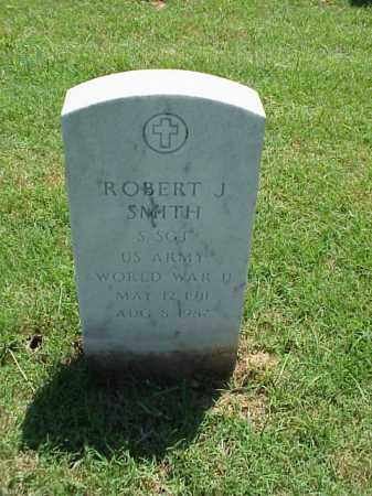 SMITH (VETERAN WWII), ROBERT J - Pulaski County, Arkansas | ROBERT J SMITH (VETERAN WWII) - Arkansas Gravestone Photos