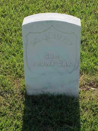 SMOCK (VETERAN UNION), W J - Pulaski County, Arkansas | W J SMOCK (VETERAN UNION) - Arkansas Gravestone Photos