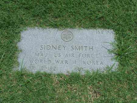 SMITH (VETERAN 2 WARS), SIDNEY - Pulaski County, Arkansas | SIDNEY SMITH (VETERAN 2 WARS) - Arkansas Gravestone Photos
