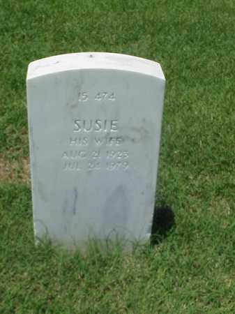 SNOW, SUSIE - Pulaski County, Arkansas | SUSIE SNOW - Arkansas Gravestone Photos