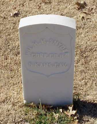SNYDER (VETERAN UNION), WILLIAM H H - Pulaski County, Arkansas | WILLIAM H H SNYDER (VETERAN UNION) - Arkansas Gravestone Photos
