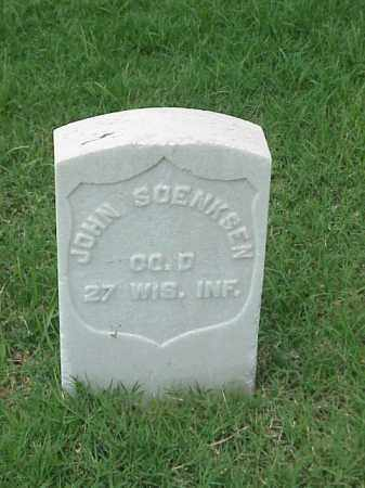 SOENKSEN (VETERAN UNION), JOHN - Pulaski County, Arkansas | JOHN SOENKSEN (VETERAN UNION) - Arkansas Gravestone Photos