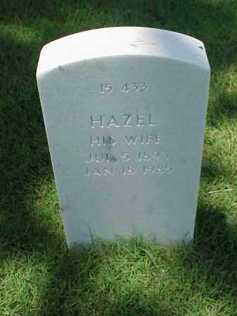 SOLBERG, HAZEL - Pulaski County, Arkansas | HAZEL SOLBERG - Arkansas Gravestone Photos