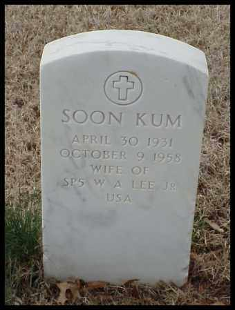 LEE, SOON KUM - Pulaski County, Arkansas | SOON KUM LEE - Arkansas Gravestone Photos