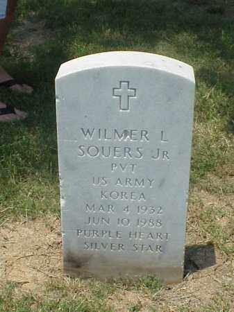 SOUERS, JR (VETERAN KOR), WILMER L - Pulaski County, Arkansas | WILMER L SOUERS, JR (VETERAN KOR) - Arkansas Gravestone Photos