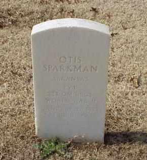 SPARKMAN (VETERAN WWII), OTIS - Pulaski County, Arkansas | OTIS SPARKMAN (VETERAN WWII) - Arkansas Gravestone Photos