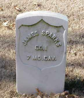 SPARKS (VETERAN UNION), JAMES - Pulaski County, Arkansas | JAMES SPARKS (VETERAN UNION) - Arkansas Gravestone Photos