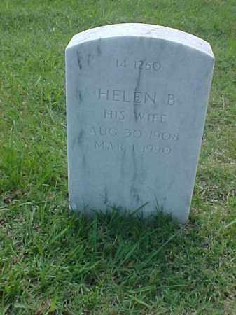 SPEIRER, HELEN B - Pulaski County, Arkansas | HELEN B SPEIRER - Arkansas Gravestone Photos