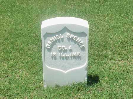 SPENCE (VETERAN UNION), DANIEL - Pulaski County, Arkansas | DANIEL SPENCE (VETERAN UNION) - Arkansas Gravestone Photos