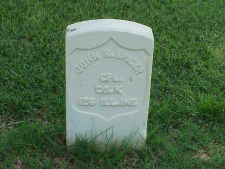 SPICER (VETERAN UNION), JOHN R - Pulaski County, Arkansas | JOHN R SPICER (VETERAN UNION) - Arkansas Gravestone Photos