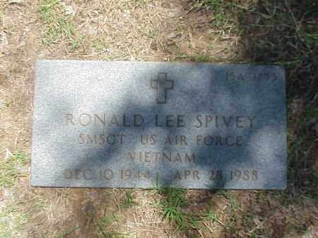 SPIVEY (VETERAN VIET), RONALD LEE - Pulaski County, Arkansas | RONALD LEE SPIVEY (VETERAN VIET) - Arkansas Gravestone Photos