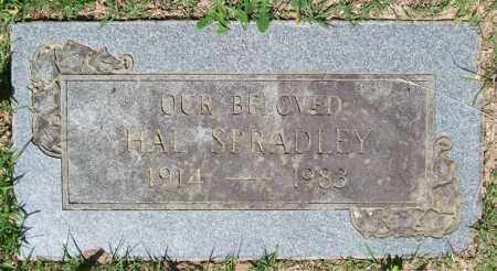 SPRADLEY, HAL - Pulaski County, Arkansas | HAL SPRADLEY - Arkansas Gravestone Photos