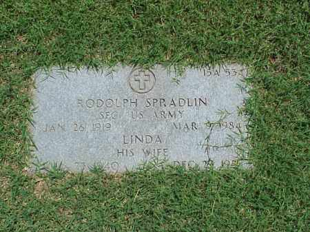 SPRADLIN, LINDA - Pulaski County, Arkansas | LINDA SPRADLIN - Arkansas Gravestone Photos
