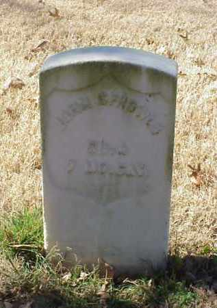 SPROWLS (VETERAN UNION), JOHN - Pulaski County, Arkansas | JOHN SPROWLS (VETERAN UNION) - Arkansas Gravestone Photos