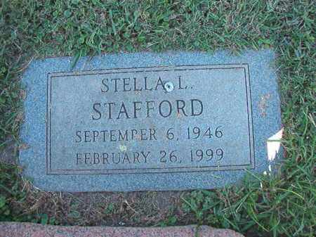 STAFFORD, STELLA L - Pulaski County, Arkansas | STELLA L STAFFORD - Arkansas Gravestone Photos