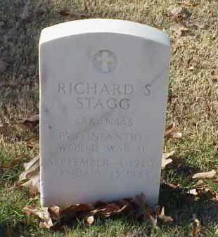 STAGG (VETERAN WWII), RICHARD S - Pulaski County, Arkansas | RICHARD S STAGG (VETERAN WWII) - Arkansas Gravestone Photos