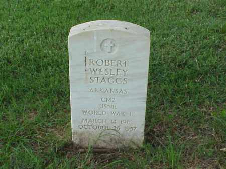 STAGGS (VETERAN WWII), ROBERT WESLEY - Pulaski County, Arkansas | ROBERT WESLEY STAGGS (VETERAN WWII) - Arkansas Gravestone Photos
