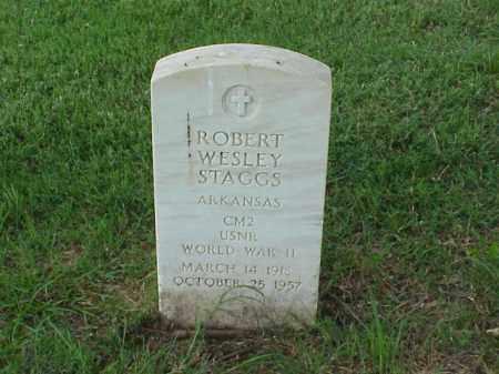 STAGGS (VETERAN WWII), ROBERT WESLEY - Pulaski County, Arkansas | ROBERT WESLEY STAGGS (VETERAN WWII) - Arkansas Gravestone Photos