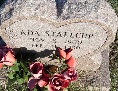 STALLCUP, ADA - Pulaski County, Arkansas | ADA STALLCUP - Arkansas Gravestone Photos
