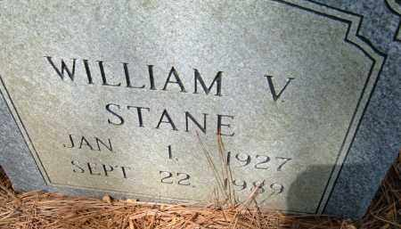 STANE, WILLIAM V. - Pulaski County, Arkansas | WILLIAM V. STANE - Arkansas Gravestone Photos
