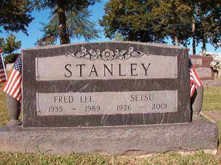 STANLEY, FRED LEE - Pulaski County, Arkansas | FRED LEE STANLEY - Arkansas Gravestone Photos
