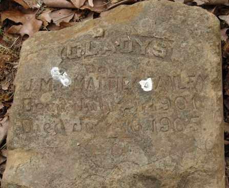 STANLEY, GLADYS - Pulaski County, Arkansas | GLADYS STANLEY - Arkansas Gravestone Photos