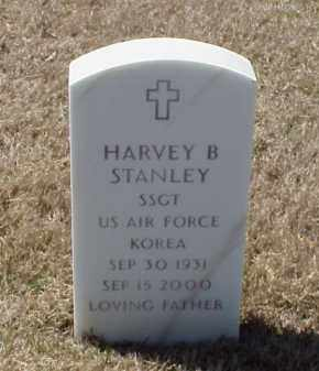 STANLEY (VETERAN KOR), HARVEY B - Pulaski County, Arkansas | HARVEY B STANLEY (VETERAN KOR) - Arkansas Gravestone Photos