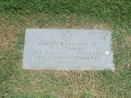 STANLEY, SR (VETERAN WWII), ROBERT B - Pulaski County, Arkansas | ROBERT B STANLEY, SR (VETERAN WWII) - Arkansas Gravestone Photos