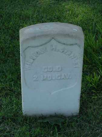 STANLEY (VETERAN UNION), WILLIAM H - Pulaski County, Arkansas | WILLIAM H STANLEY (VETERAN UNION) - Arkansas Gravestone Photos