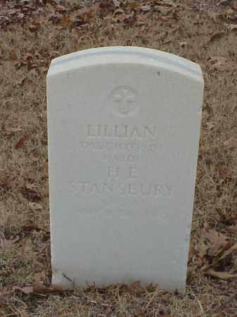 STANSBURY, LILLIAN - Pulaski County, Arkansas | LILLIAN STANSBURY - Arkansas Gravestone Photos