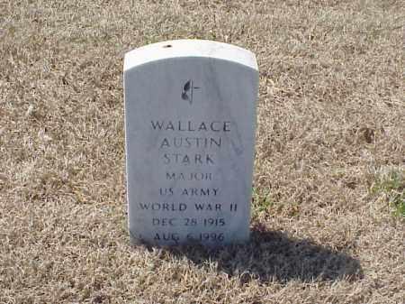 STARK (VETERAN WWII), WALLACE AUSTIN - Pulaski County, Arkansas | WALLACE AUSTIN STARK (VETERAN WWII) - Arkansas Gravestone Photos